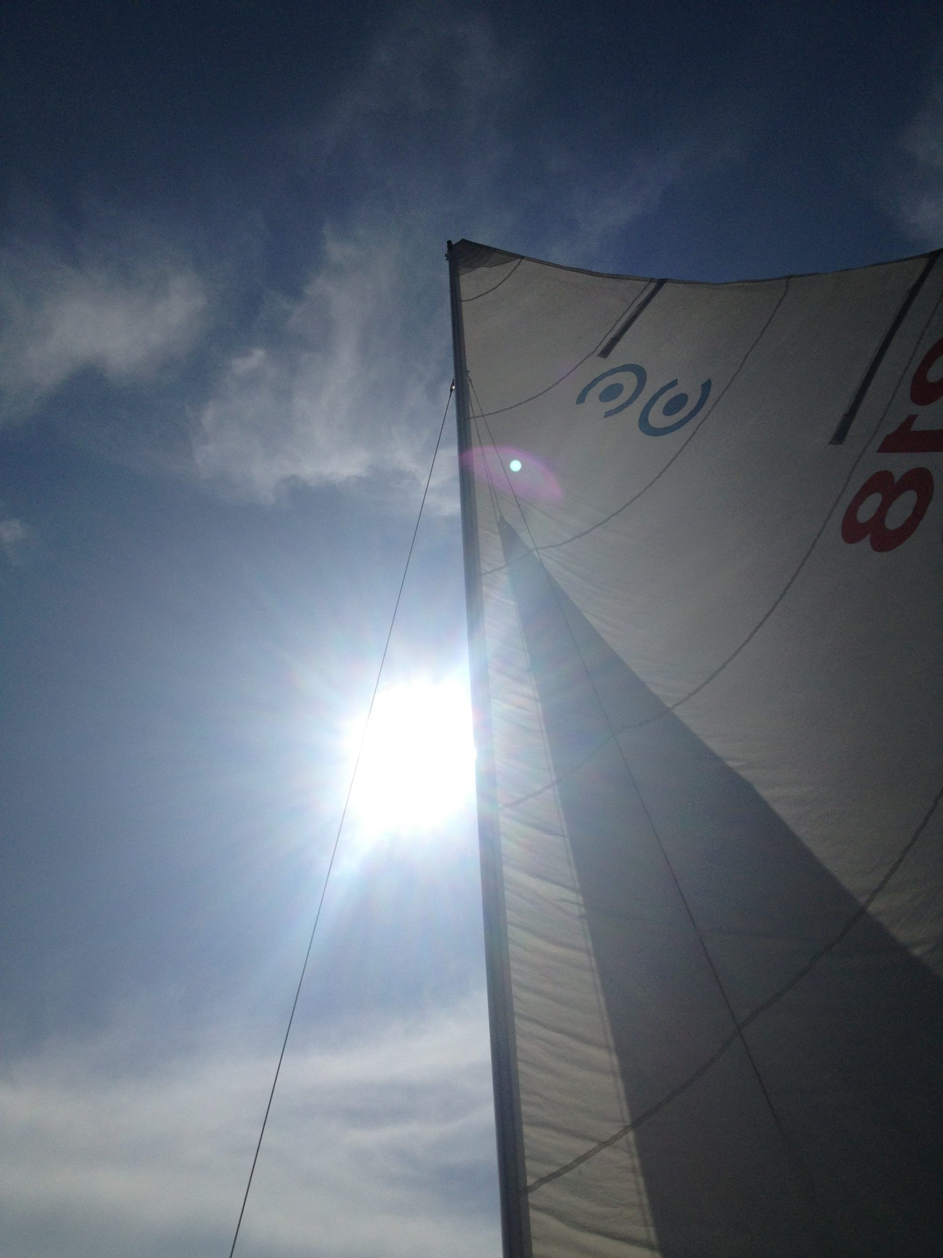 Lessons from Sailing
